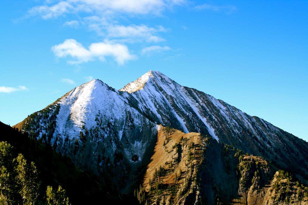 Mt. Nebo