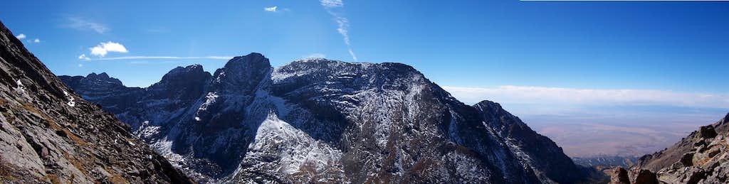 Panoramic of Challenger