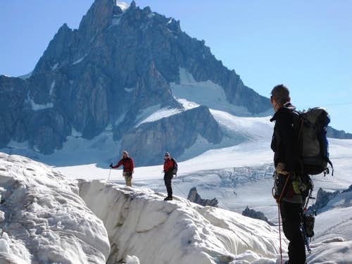 Acclimatization for Mont Blanc