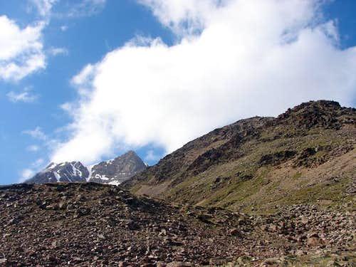 Wildspitze and Urkundkolm