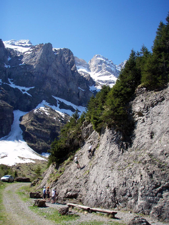 Switzerland, Rhone Valley