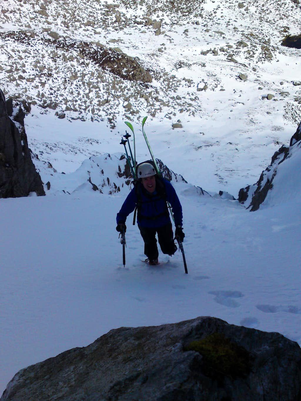 Climb & ski