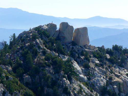 Triplet Rocks from Buckhorn