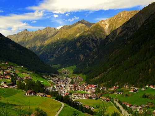 Solden & Otztal Alps