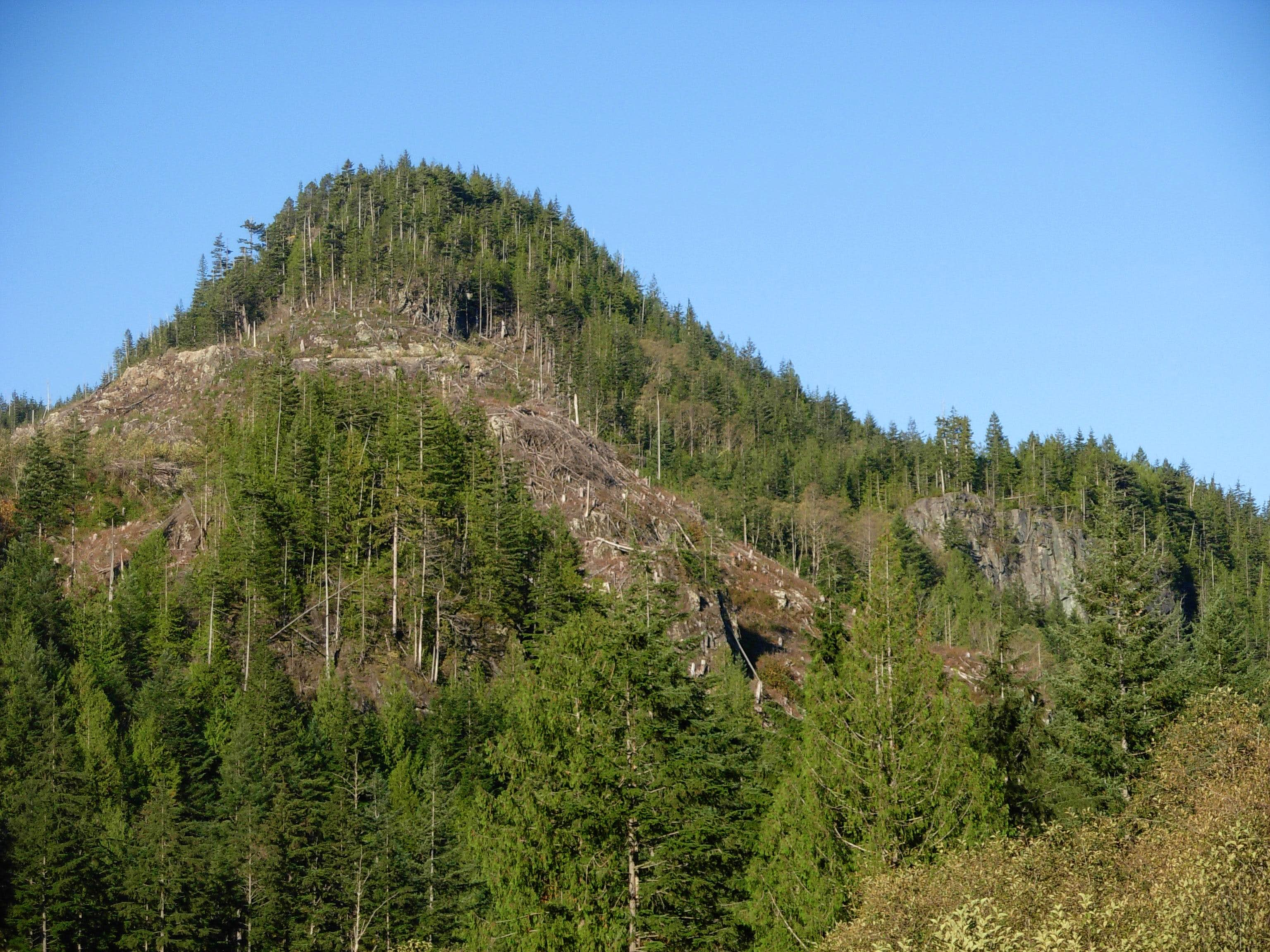 "Little Haystack (""TOC Rock"")"