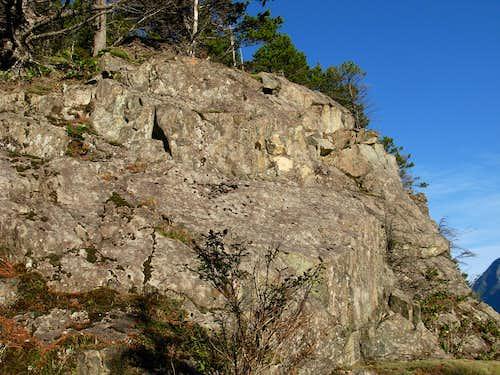 Little Haystack Rock Scramble
