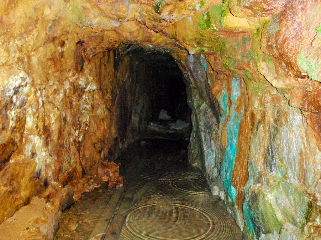 Helena Mine Adit