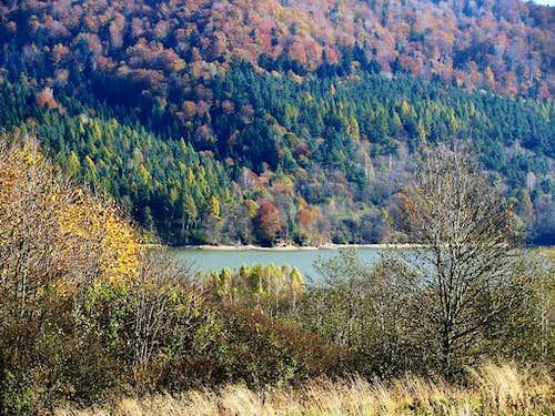 Autumn in Klimkówka