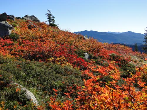 Fall on Granite Mountain.