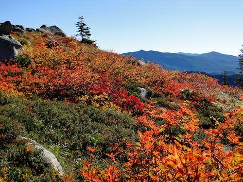 Fall on Granite Mountain.