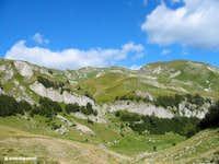 Bregoc ridge. August, 2004