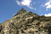 South-West Ridge Petite Dent de Veisivi