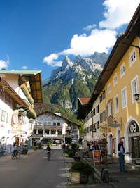 From Mittenwald