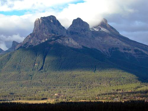 The Three Sisters from Lady...