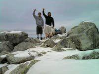 Top of Mount Pugh