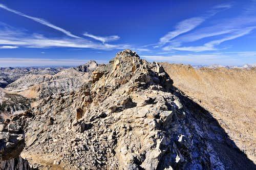 Payette, Peak 10336 and Hidden Ridge