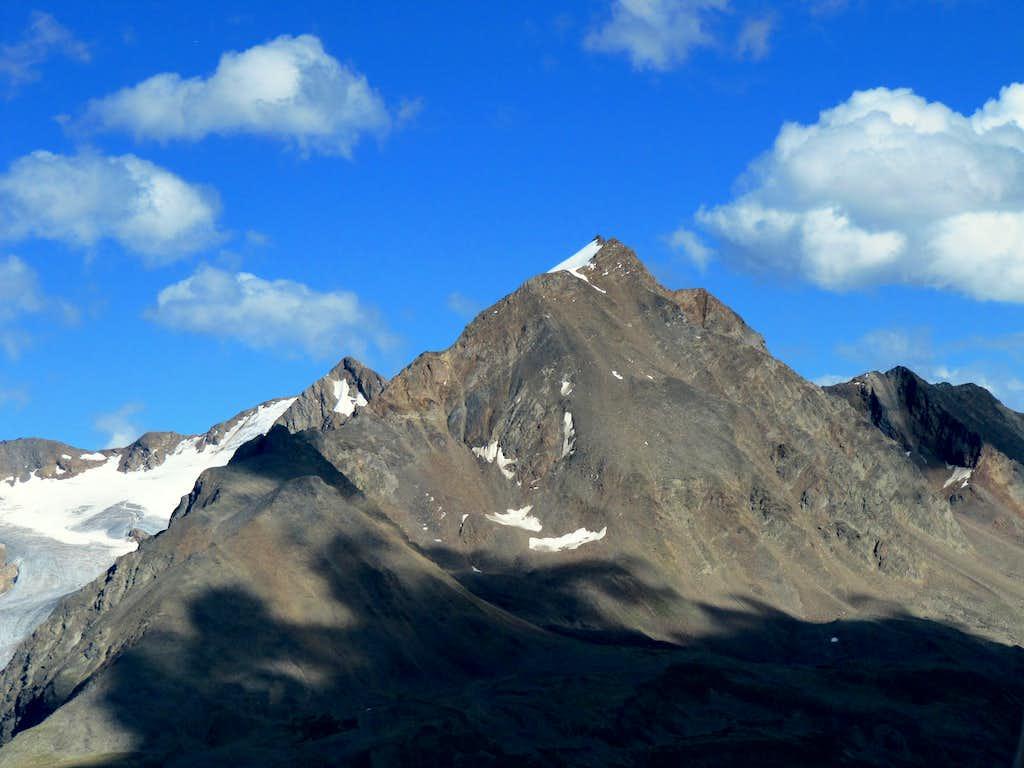 Ramolkogel (3550m) at 2pm