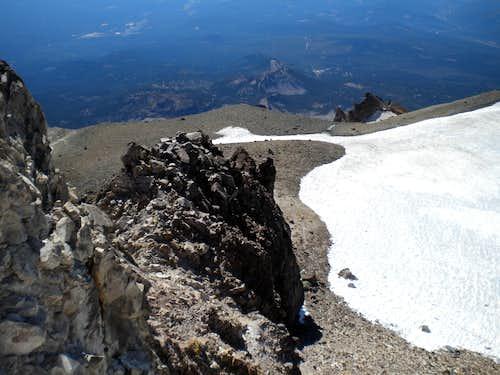 Shasta summit 2009-09-18