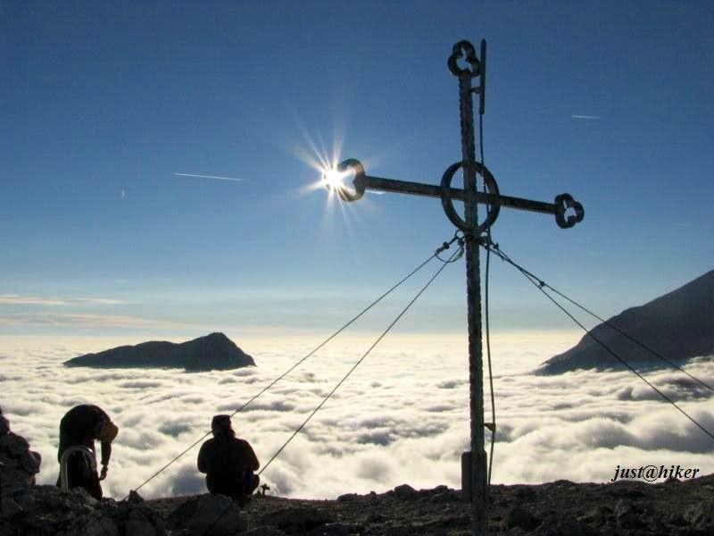 Brana summit (2.253m)