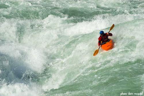 Indus Rafting 2008