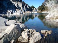 Upper Thunder Mountain Lake