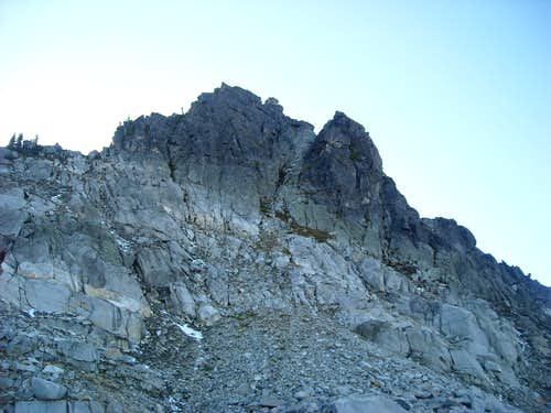 Nimbus East Face