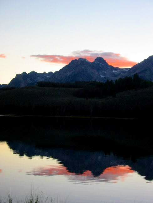 Thomson Peak from Little...
