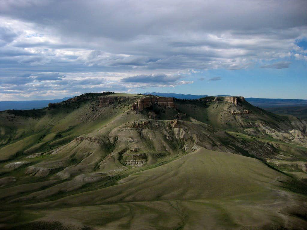 North Oregon Butte
