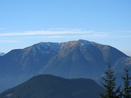 Toroiaga summit (1930m)
