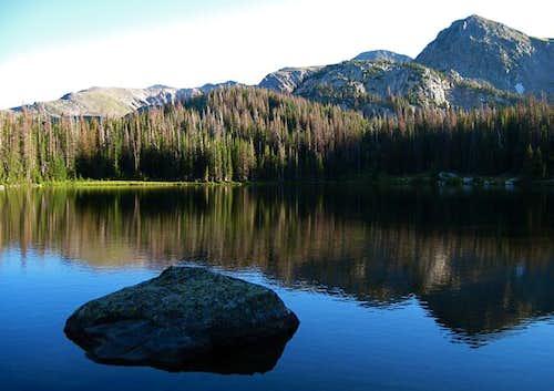 Rawah Lake #1