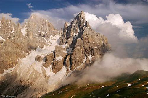 Cimon della Pala (3184 m) -...