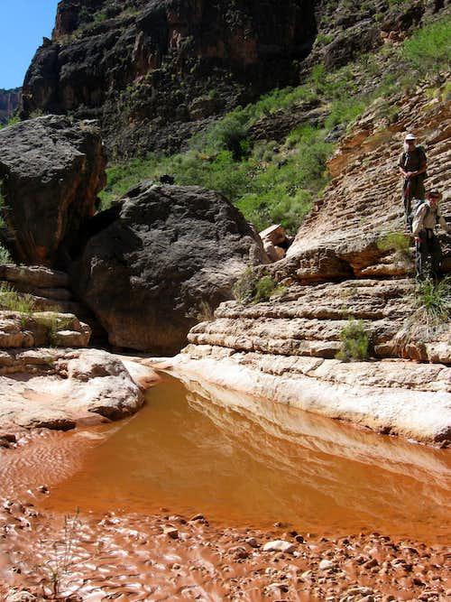 Royal Arch Creek