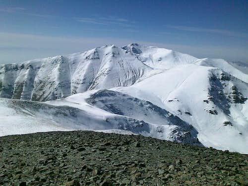 Naz peak