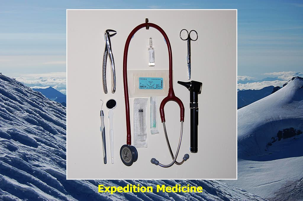 Expedition Medicine Article
