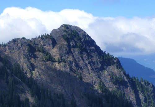 McClellan Butte Summit Block