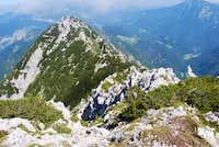 Ute-Krofička ridge
