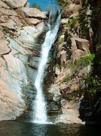 Cedar Creek Waterfall