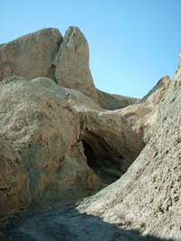 Mud Cave Entrance