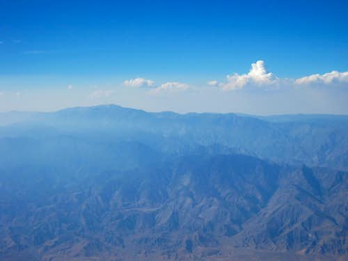San Gorgonio from San Jacinto