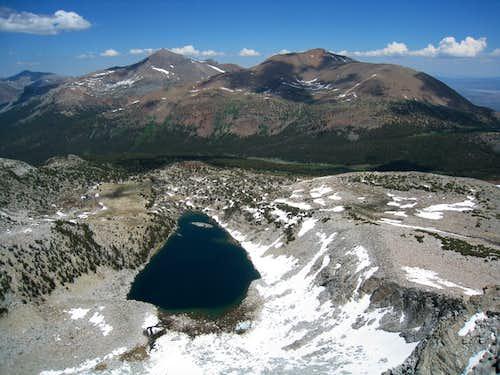 Mount Dana from Kuna Crest