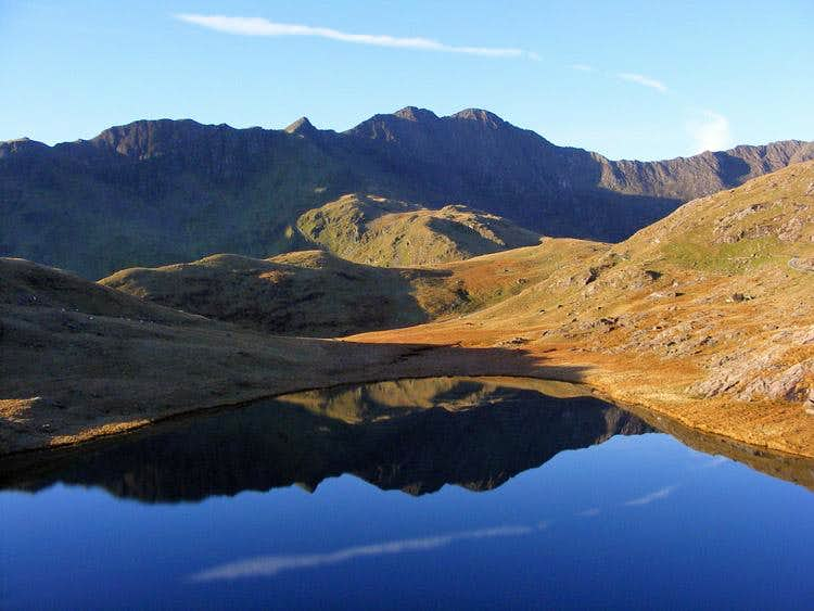 Autumn Day on Snowdon