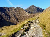 Miner s Track to Snowdon