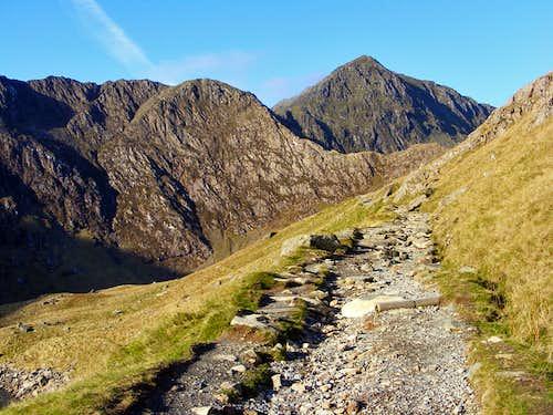 Miner's Track to Snowdon