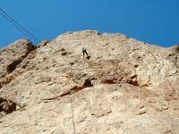 Rappel from