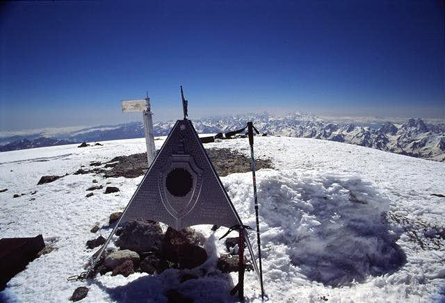 Elbrus - East Peak Summit