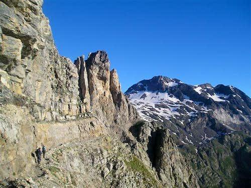 Pico de Barrosa / Soum de Barroude
