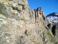 The Via Ferrata of Barrosa (Camino de las Pardas)