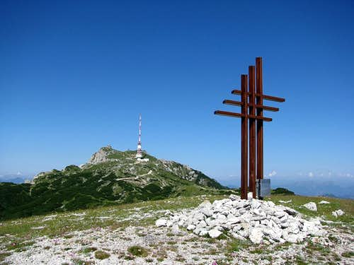 Summit cross - photo 3