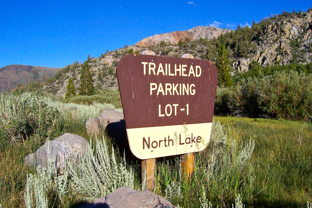 North Lake Trailhead