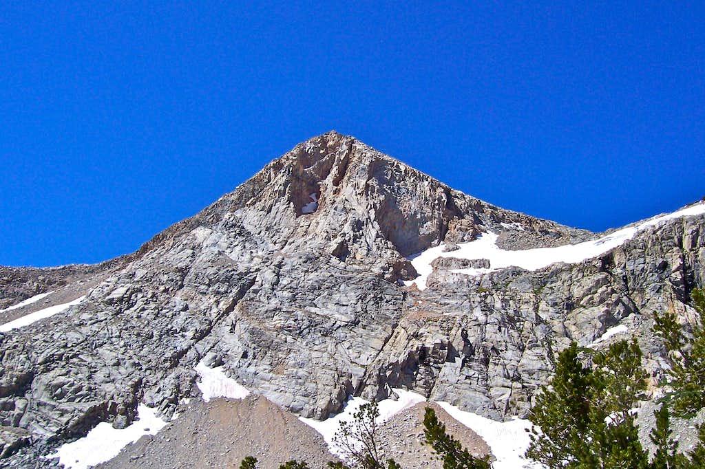 Unnamed Peak